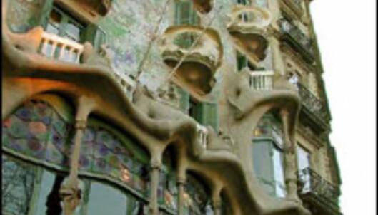 I Casa Batlló bor slektninger av den spanske kongefamilien.<br /> <I>Foto: Inga Ragnhild Holst</I> Foto: Inga Ragnhild Holst