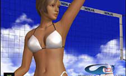 DOA Xtreme Beach Volleyball