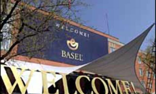 Messen i Basel. Alle foto: www.baselshow.com