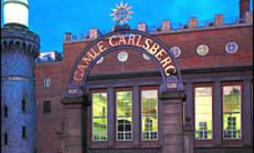 Gamle Carlsberg Bryggerier. Foto: Carlsberg Foto: Carlsberg