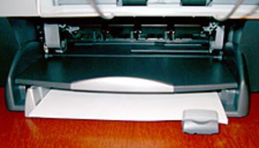Frontmating av blanke ark har bestandig vært HPs varemerke.
