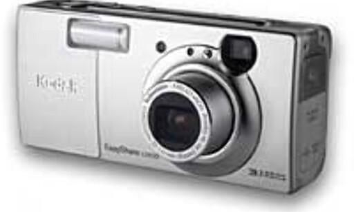 image: Kodak lanserer kamera med OLED-skjerm