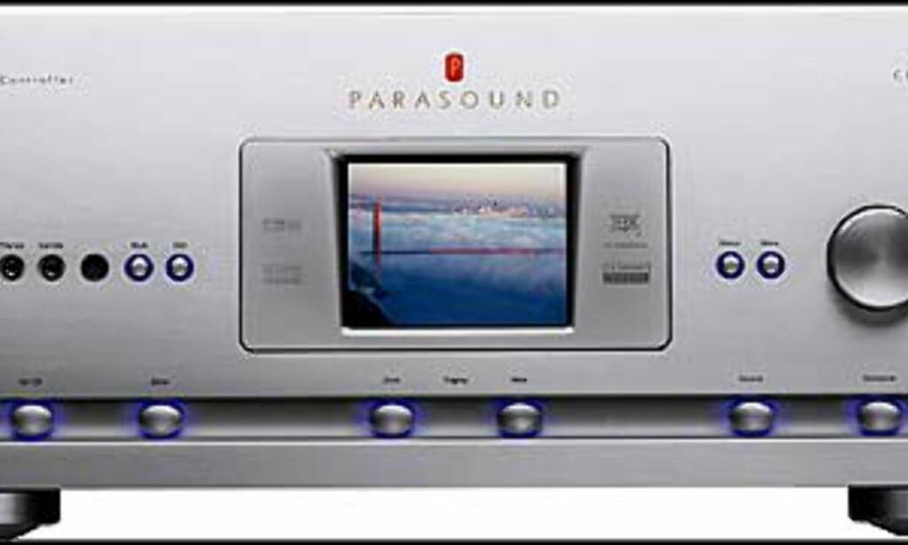 Parasound Halo C1 Hentet fra NCMS.no
