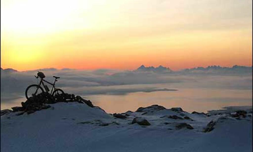 D: Vinterfjell i Vesterålen - Frode Selbo Foto: Frode Selbo