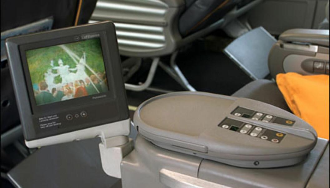 <I>Foto: Ingo Wagner/Lufthansa</I> Foto: Ingo Wagner/Lufthansa
