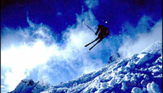 Skader kan skje ... er de beredt i skianlegget?