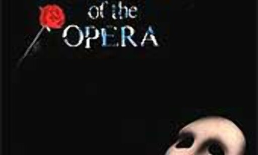The Phantom of the Opera fristet ikke likevel.
