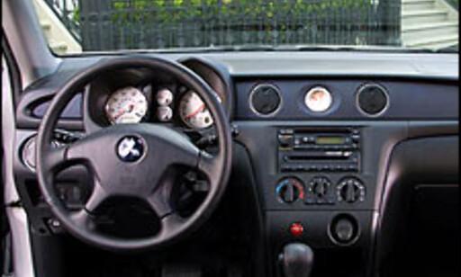 image: Ny SUV fra Mitsubishi - Outlander