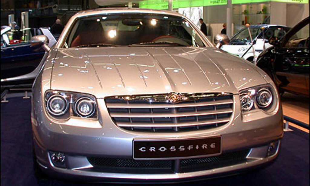 Chrysler Crossfire.
