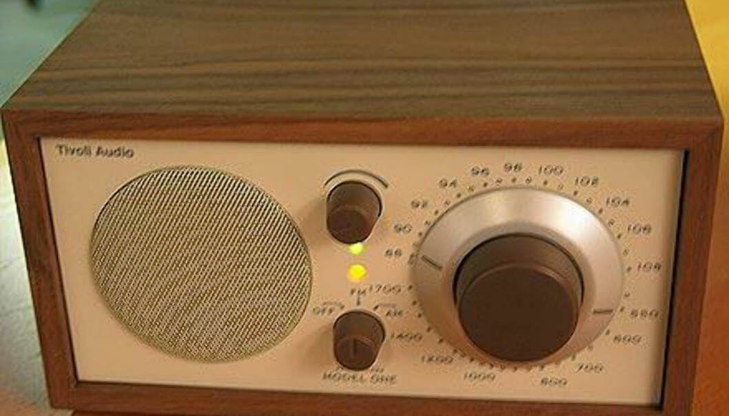 Model One - ovenfra