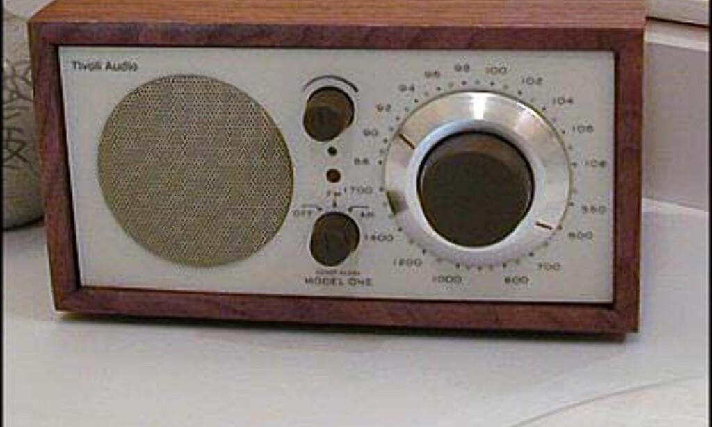 Model One AM/FM  Pris = 1.295.-
