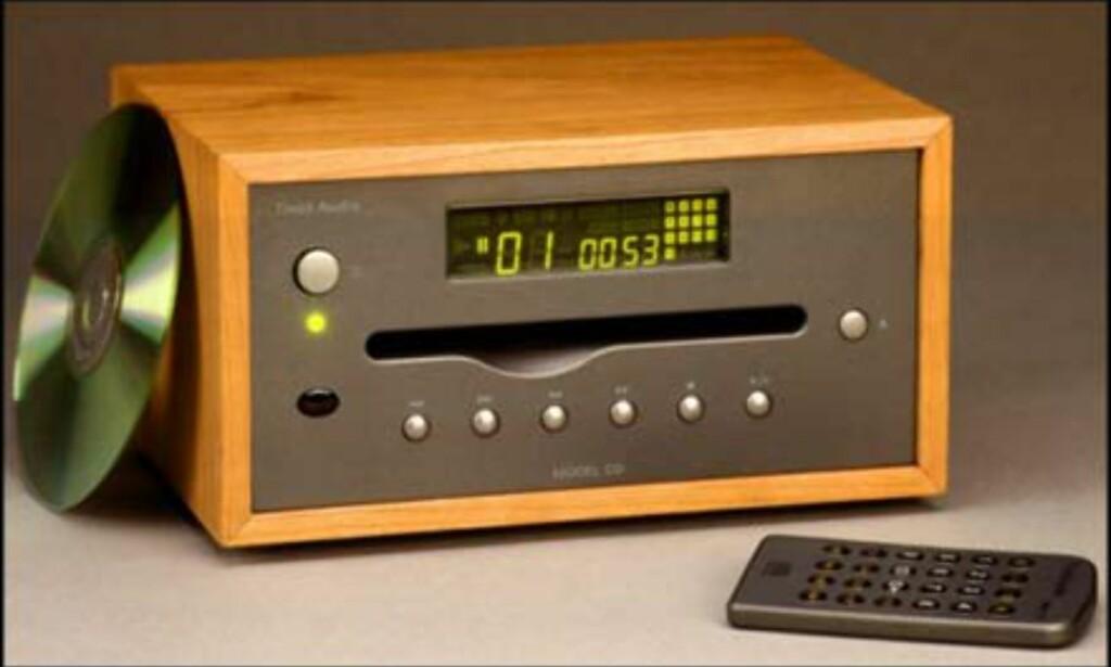 Henry Kloss Model CD Pris = 2.395.-