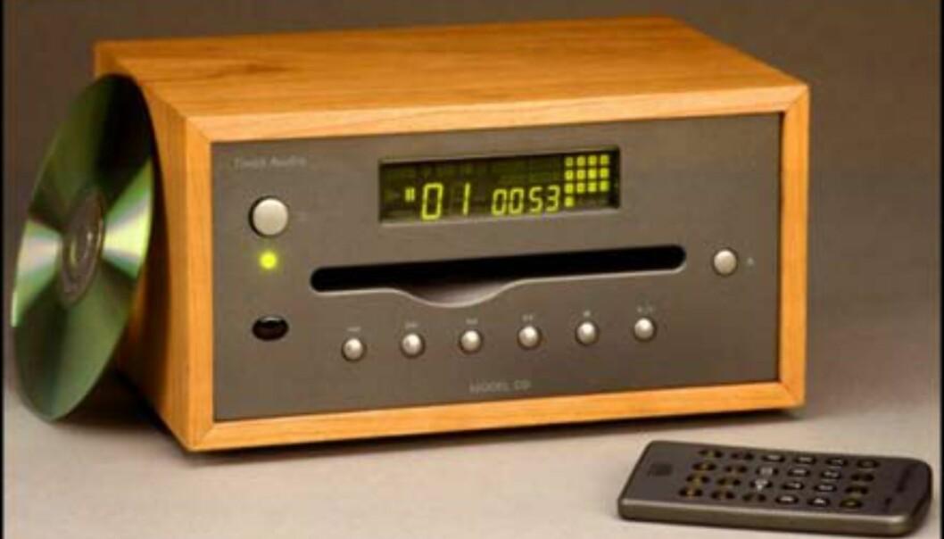 Henry Kloss Model CD<br /> Pris = 2.395.-