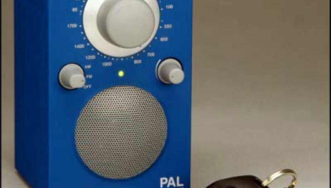 <B>Bærbare PAL (Portable Audio Laboratory) 3 1/2 times ladning gir 18 timers avspilling. <br /> <br /> Pris = 1.590.- <br /> NB: Ikke for salg før om noen uker.
