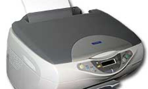 image: Epson Stylus CX3200