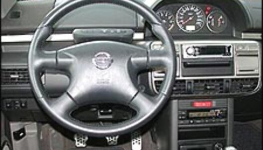 2. Nissan X-Trail: Den muskuløse