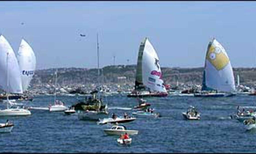 Du trenger ikke ha potensiale for Volvo Ocean Race, for å velge seilferie.