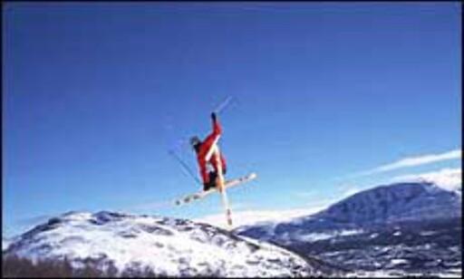 Oppdal er et av landets største skisteder, men hos dem kan du ikke booke overnatting online. Du kan imidlertid sende forespørsel over nett. Foto: www.oppdal-booking.no Foto: www.oppdal-booking.no