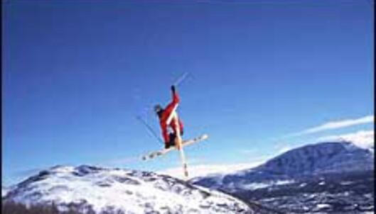 Oppdal er et av landets største skisteder, men hos dem kan du ikke booke overnatting online. Du kan imidlertid sende forespørsel over nett. <I>Foto: www.oppdal-booking.no</I> Foto: www.oppdal-booking.no