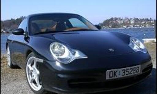 Porsche 911 Carrera 4.