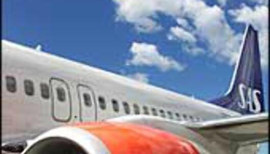 <strong>BOEING 737-800:</strong> Det er slike fly som skal transportere SAS' lavprispassasjerer, men dekoren blir annerledes.
