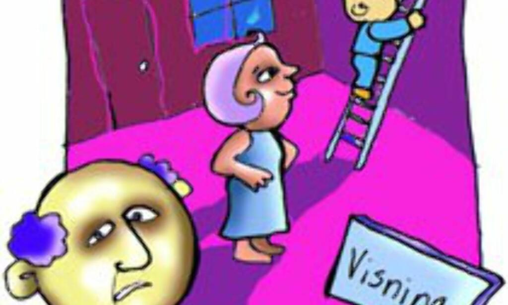 """Er du en forvirra boligkjøper? Bruk vår boligskole. Bilde: <A HREF=""""http://home.c2i.net/angelshag/mainpage.htm"""" target=""""_top"""">Anne Angelshaug</A>."""