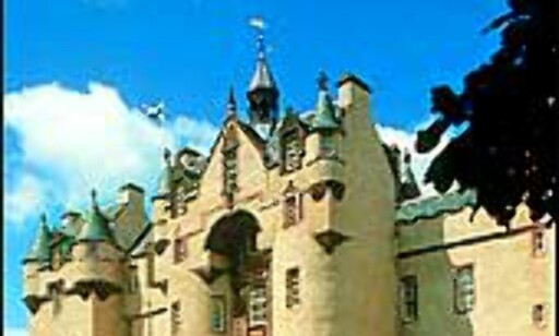 Fyvie Castle Foto: Aberdeen and Grampian Tourist Board Foto: Aberdeen and Grampian Tourist Board