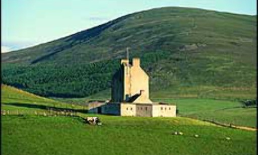 Corgarff Castle Foto: Aberdeen and Grampian Tourist Board Foto: Aberdeen and Grampian Tourist Board