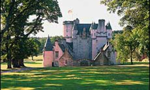 Castle Fraser  Foto: Aberdeen and Grampian Tourist Board Foto: Aberdeen and Grampian Tourist Board