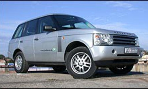image: TEST: Range Rover 4.4 V8 Vogue