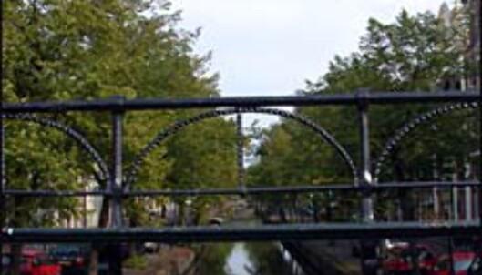 Kanalen i Edam.