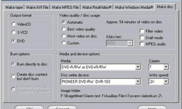 Multimedia: Pinnacle Studio 8: Beste videoredigering til hjemmebruk