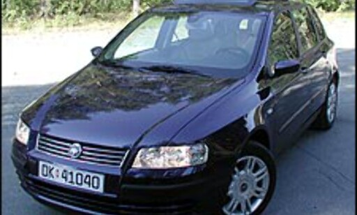 image: TEST: Fiat Stilo 1.6