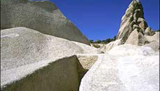 Klippeformasjonene har gjort Kappadokia til en av Tyrkias store turistattraksjoner. <I>Foto: Dag Yngve Dahle</I>