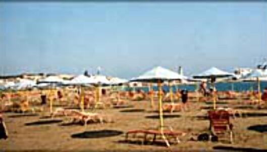Sol og bad på Kreta for 1.595 kroner - hvis du venter til august ...<br /> <I>Foto: Karoline Brubæk