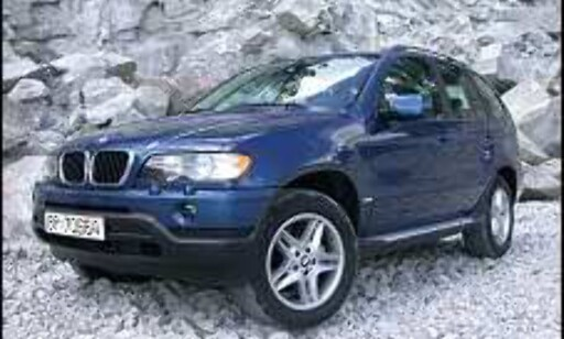 image: TEST: BMW X5 3.0dA