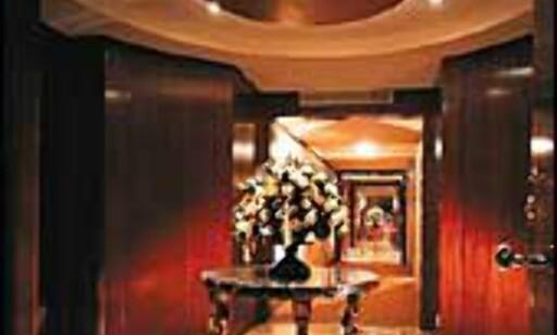 President Wilson Hotels Imperial Suite i Geneve, koster veldig mye.