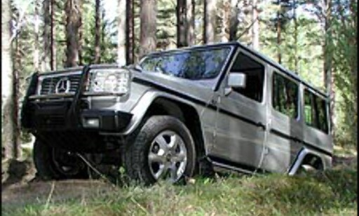 image: TEST: Mercedes-Benz G 270 CDI