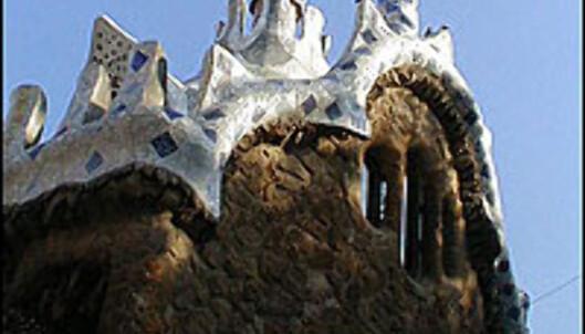 <strong>PARK GÜELL:</strong> Eventyrlige hus og ville svalganger i Güells og Gaudís park.<br /> <I>Foto: Inga Ragnhild Holst</I>