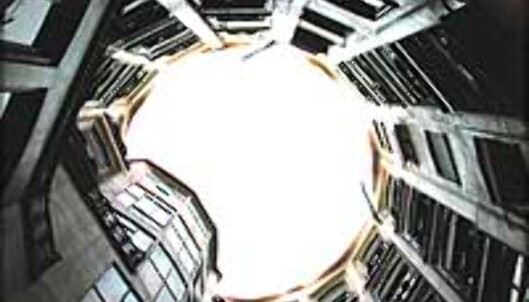 <strong>STEINBRUDDET:</strong> Atriumet i Casa Milá.<br /> <I>Foto: Inga Ragnhild Holst</I>