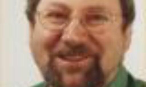 Arvid Børretzen er en svært datainteressert veterinær