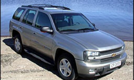 image: TEST: Chevrolet Trailblazer LTZ