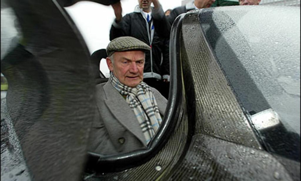 Dr. Ferdinand Piëch bak rattet i 1-litersbilen.