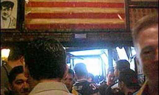 McSorley's er den erketypiske irsk-engelske baren med avslitt maling og sagflis på gulvet. Foto: Celeste Joye