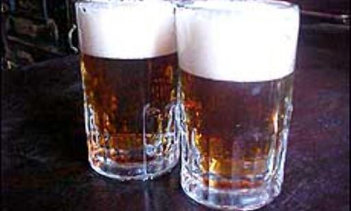Bar og øl henger sammen, også i New York. Foto: Celeste Joye