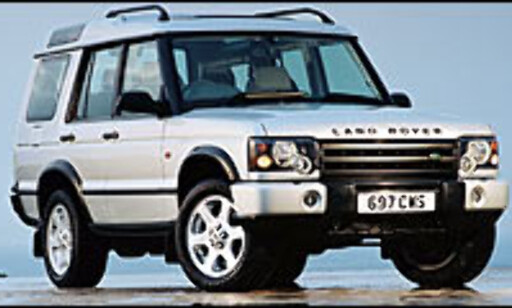 image: Oppgradert Land Rover Discovery