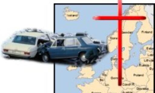 image: Trafikkdød: Norge sakker akterut