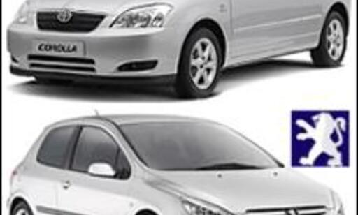 image: Peugeot og Toyota herjer