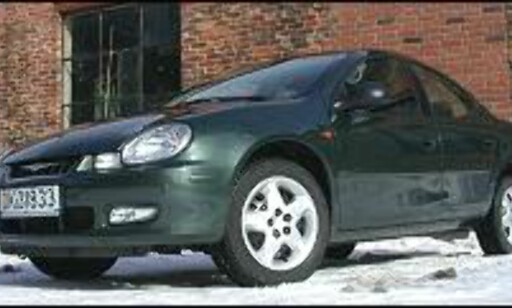 TEST: Chrysler Neon 1.6 LX