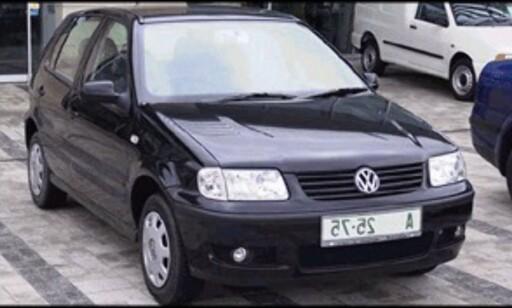 SV-bilen.